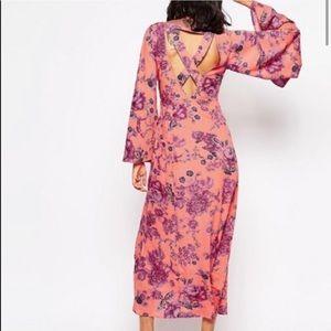 NWT Free People maxi dress